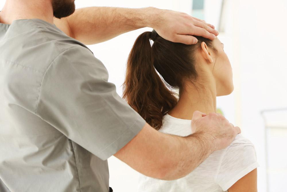visita fisioterapista
